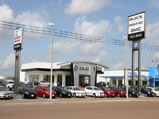 Chevy Dealership San Antonio >> Gillman Chevrolet Buick GMC car dealership in San Benito, TX 78586-7781 - Kelley Blue Book