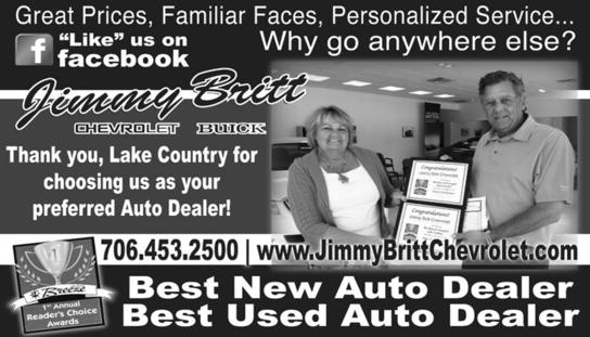 jimmy britt chevrolet buick gmc greensboro ga 30642. Cars Review. Best American Auto & Cars Review