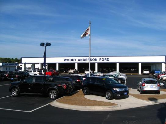 woody anderson ford car dealership in huntsville al 35816