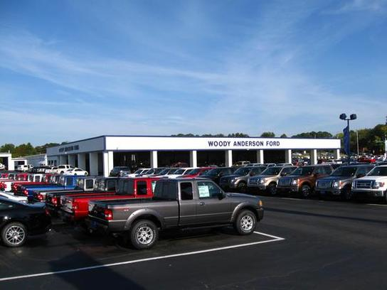 woody anderson ford huntsville al 35816 car dealership