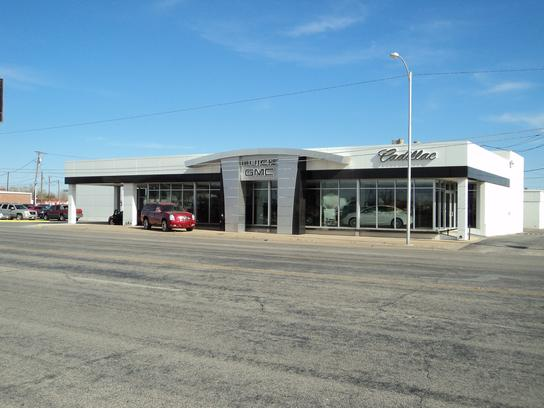 Midland Buick GMC Cadillac car dealership in MIDLAND, TX ...