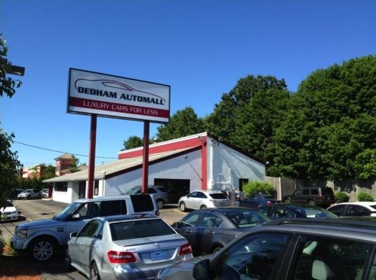 Dedham, MA Vehicles, Dedham Auto Mall sells and services Preowned vehicles in the greater Dedham area.