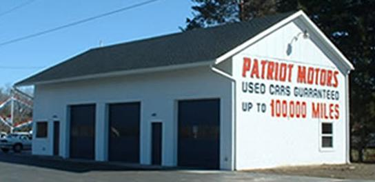 patriot motors cortland oh 44410 9295 car dealership