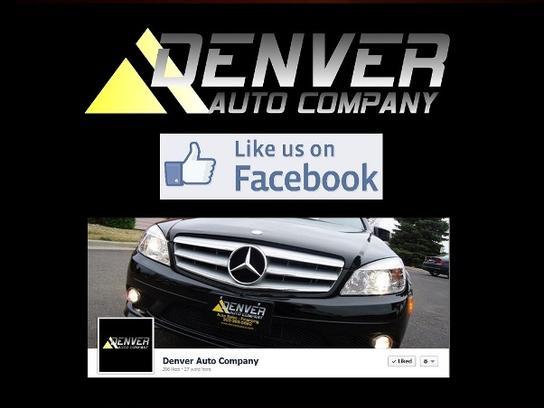 denver auto company parker co 80138 car dealership and auto financing autotrader. Black Bedroom Furniture Sets. Home Design Ideas