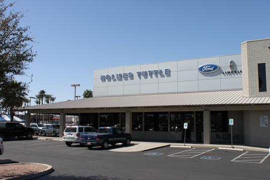 Holmes Tuttle Ford-Lincoln