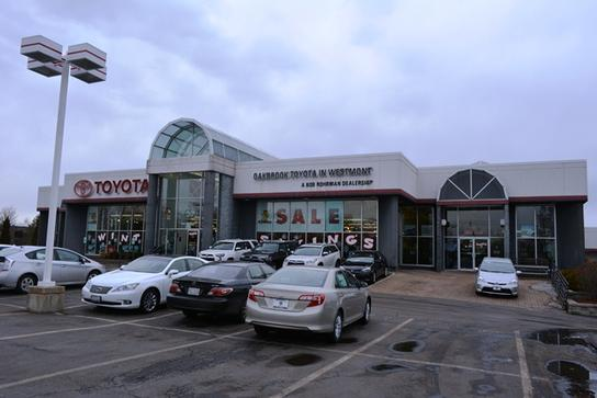 Oakbrook Toyota In Westmont
