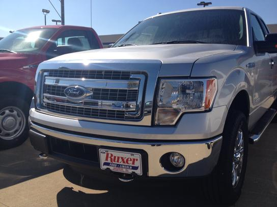 ruxer ford lincoln, inc : jasper, in 47546 car dealership, and auto