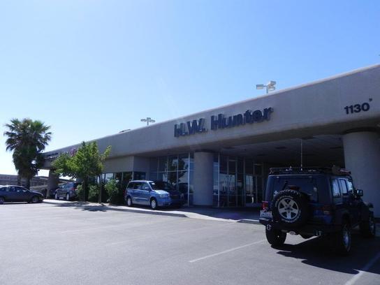 Hunter Dodge Chrysler Jeep Ram : Lancaster, CA 93534 Car ...
