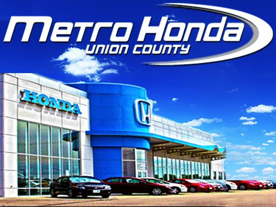 Metro Honda in Union County