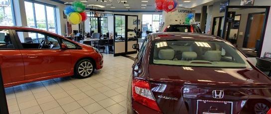 Lafontaine honda dearborn mi 48124 car dealership and for Lafontaine honda dearborn