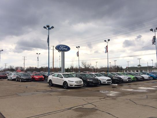 D-Patrick Boonville Ford : Boonville, IN 47601 Car Dealership, and Auto Financing - Autotrader