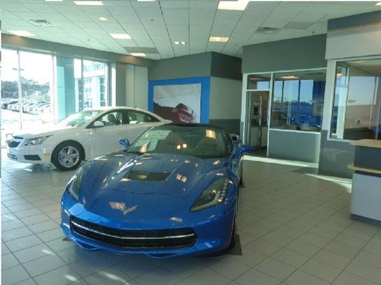 Landers Chevrolet : Benton, AR 72015 Car Dealership, and ...