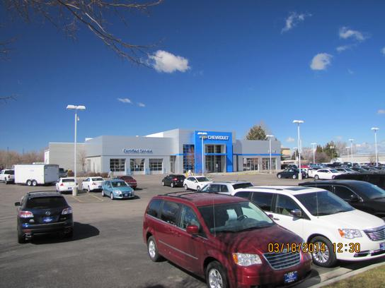 Pocatello Car Dealers >> Cole Chevrolet : Pocatello, ID 83201-2045 Car Dealership