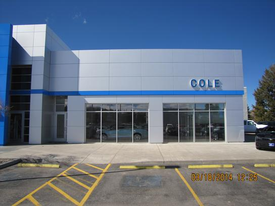 cole chevrolet pocatello id 83201 2045 car dealership and auto. Cars Review. Best American Auto & Cars Review