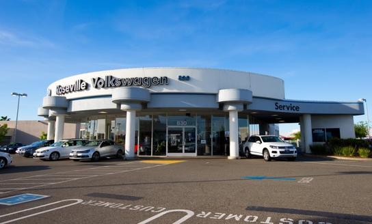 roseville volkswagen roseville ca   car dealership  auto financing autotrader