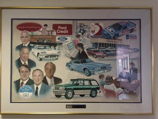 Dempewolf Ford Henderson Ky 42420 Car Dealership And