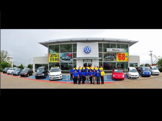Metro Volkswagen : Irving, TX 75062-6006 Car Dealership, and Auto Financing - Autotrader