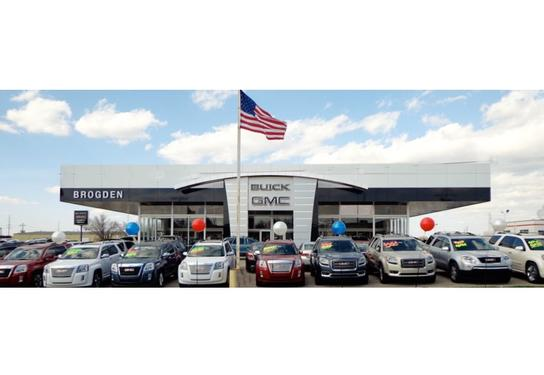 Robert Brogden Buick Gmc Olathe Ks 66061 3643 Car