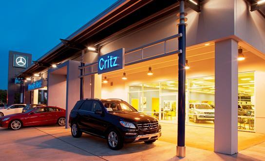 Critz inc savannah ga 31406 car dealership and auto for Critz mercedes benz of savannah savannah ga