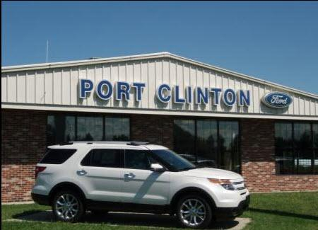 Port clinton ford1 car dealership in port clinton oh for Deal motors clinton hwy