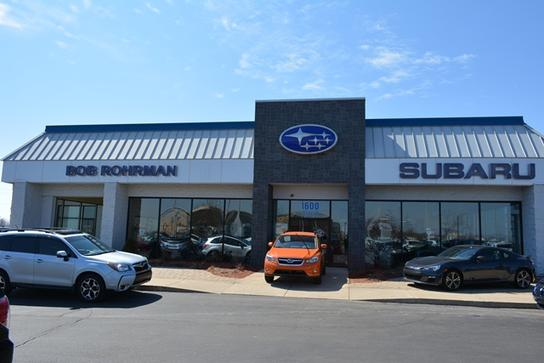 bob rohrman subaru lafayette in 47905 car dealership and auto financing autotrader. Black Bedroom Furniture Sets. Home Design Ideas