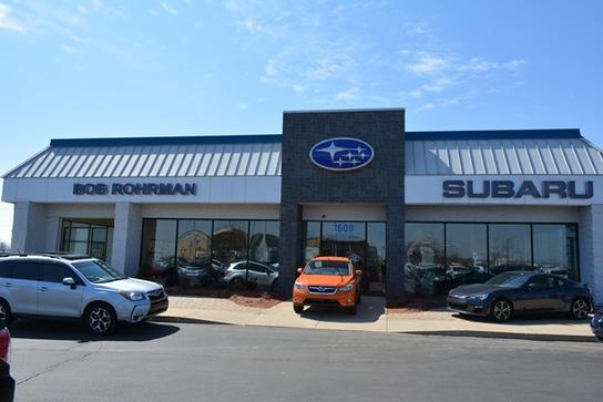 bob rohrman subaru lafayette in 47905 car dealership and auto financing autotrader. Black Bedroom Furniture Sets. Home Design Ideas