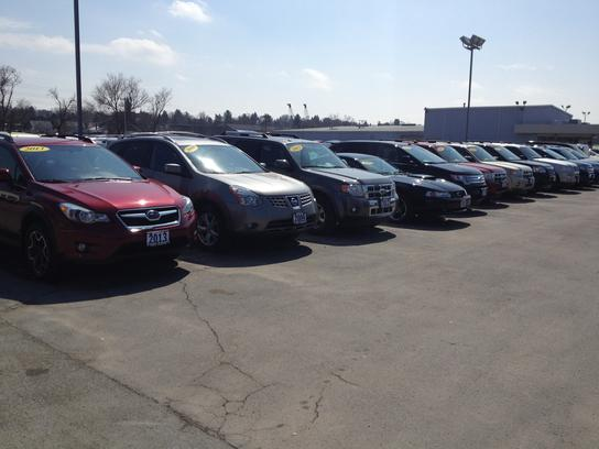Steet Ponte Ford Yorkville Ny 13495 Car Dealership And