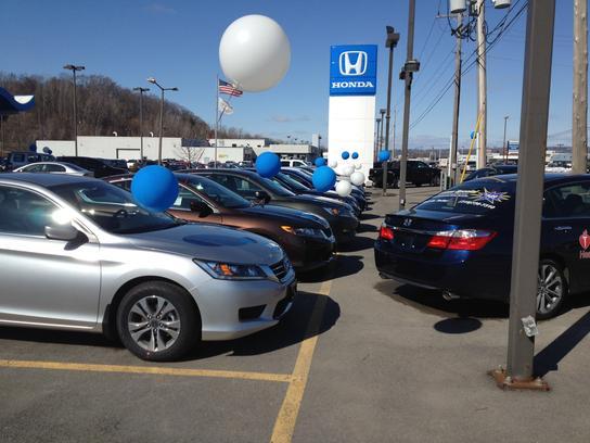 Carbone honda yorkville new honda dealership in for Honda dealer ny