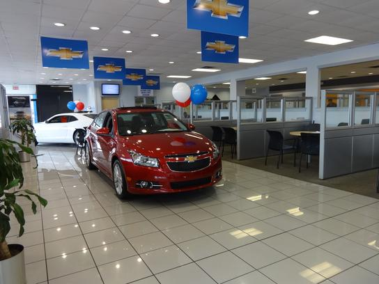 Serra Chevrolet Inc : Memphis, TN 38133 Car Dealership ...
