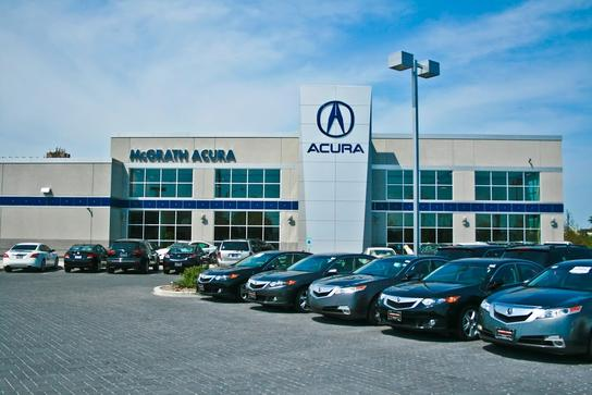 mcgrath acura of downtown chicago chicago il 60642 car dealership and auto financing. Black Bedroom Furniture Sets. Home Design Ideas