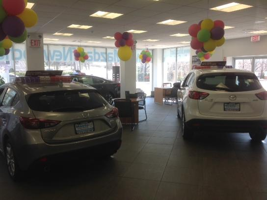 Mazda Car Dealership New Rochelle