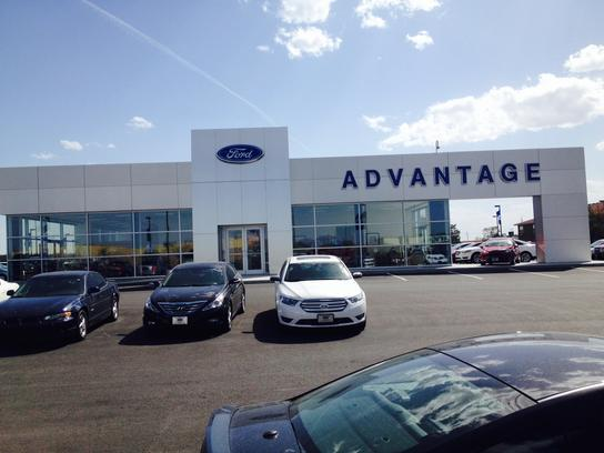 Advantage Ford 1