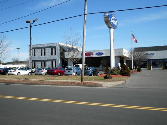 Tasca on Ford Of New Dealership In Ct News For