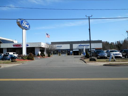 Tasca Ford of Connecticut 3