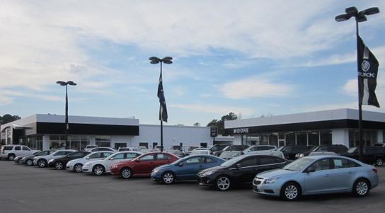 moore buick gmc jacksonville nc 28546 car dealership and auto financing autotrader. Black Bedroom Furniture Sets. Home Design Ideas