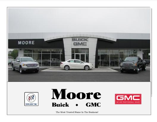 Moore Buick GMC Jacksonville NC Car Dealership And Auto - Buick dealers in nc