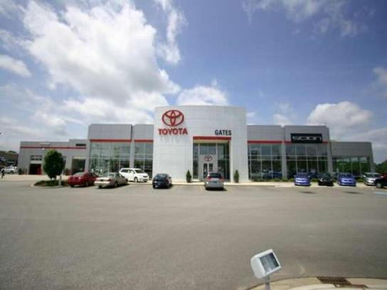 Gates Toyota car dealership in SOUTH BEND, IN 46614-3808 ...
