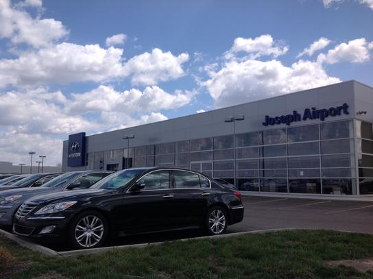 Joseph Airport Hyundai Used Cars
