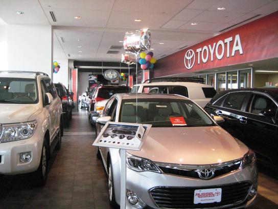 Heritage Toyota Catonsville Car Dealership In Baltimore