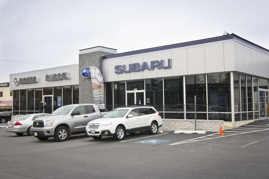 Heritage Volkswagen Mazda Subaru Car Dealership In