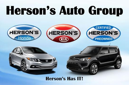 Herson s honda kia car dealership in rockville md 20855 for Herson honda rockville