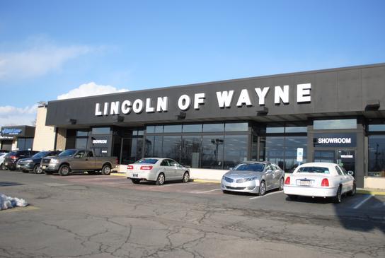 Lincoln of wayne wayne nj 07470 car dealership and for Wayne motors wayne nj