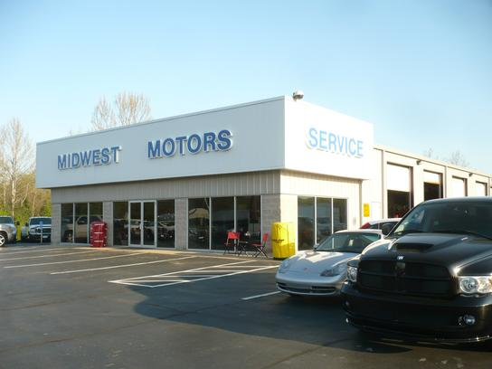 Midwest Motors Car Dealership In Eureka Mo 63025 Kelley