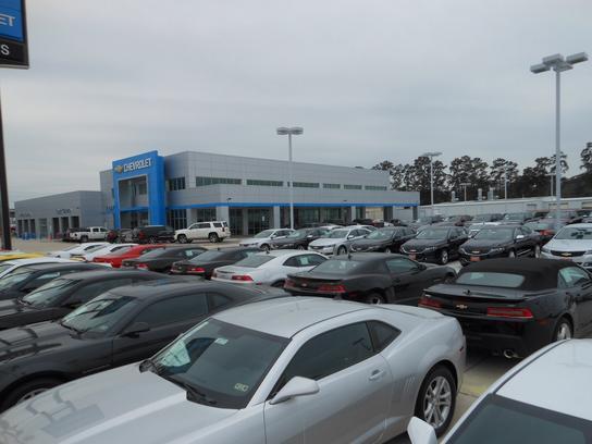 Robbins Chevrolet Humble Tx >> Robbins Chevrolet : Humble, TX 77338 Car Dealership, and ...
