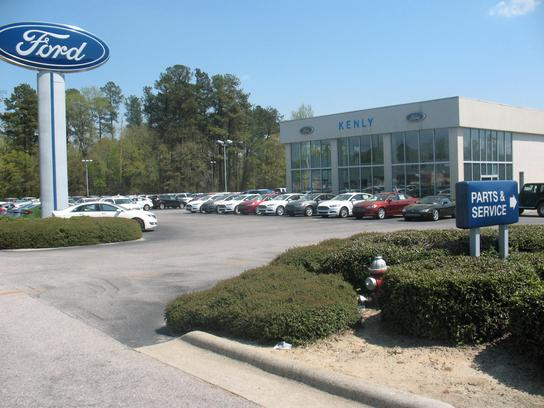 Kenly Ford