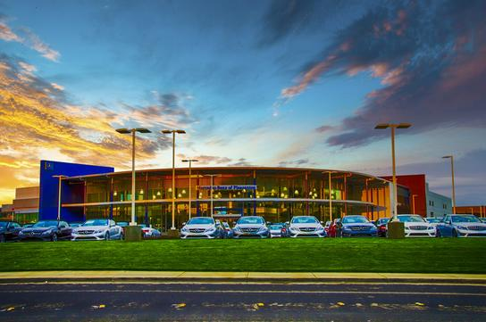 Mercedes benz of pleasanton car dealership in pleasanton for Mercedes benz of pleasanton