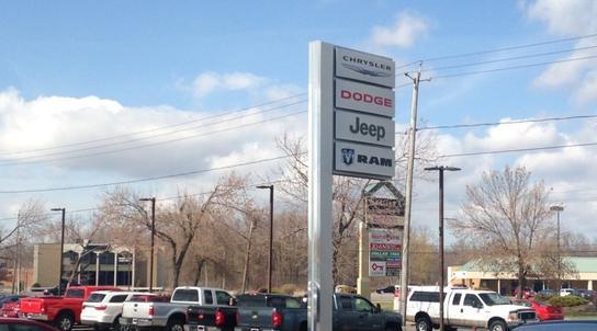 Joe Cecconi S Chrysler Complex Niagara Falls Ny 14304