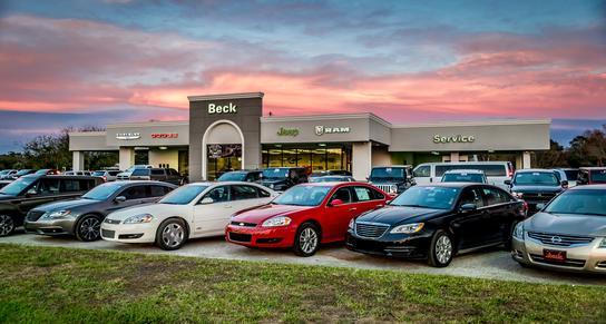 Dodge Dealership Jacksonville Fl >> Beck Chrysler Dodge Jeep : Palatka, FL 32177 Car ...