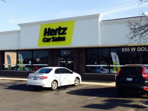 hertz car sales schaumburg used cars new cars reviews autos post. Black Bedroom Furniture Sets. Home Design Ideas