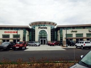 Fields Chrysler Jeep Dodge RAM